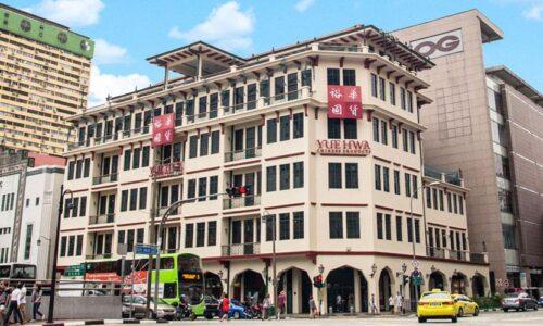 Yue Hwa Chinatown