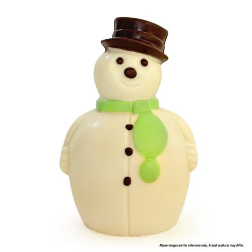 Chocoelf Christmas Snowman